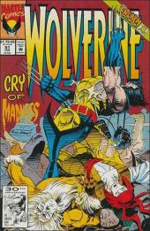 Wolverine (1988) -51- The crunch conundrum part 1 : Heartbreak motel