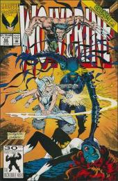 Wolverine (1988) -52- The crunch conundrum part 2: citadel at the end of time