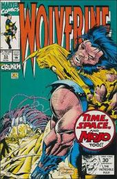Wolverine (1988) -53- The crunch conundrum part 3: the chimerical mystery tour