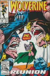 Wolverine (1988) -62- Reunion