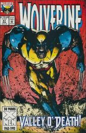 Wolverine (1988) -67- Valley o' death