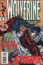 Wolverine (1988) -80- In the forest of the night !