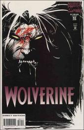 Wolverine (1988) -82- Omnia mutantur