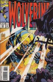 Wolverine (1988) -83- Cold comfort