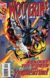 Wolverine (1988) -95- Manhattan rhapsody