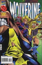 Wolverine (1988) -99- Mythic of metal forged