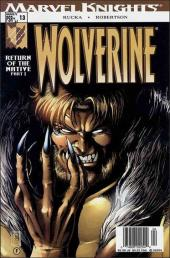 Wolverine (2003) -13- Return of the native part 1
