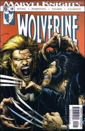 Wolverine (2003) -15- Return of the native part 3