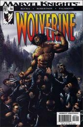 Wolverine (2003) -16- Return of the native part 4