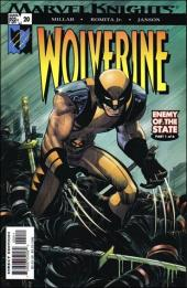 Wolverine (2003) -20- Enemy of the state part 1