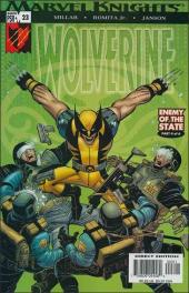 Wolverine (2003) -23- Enemy of the state part 4