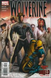 Wolverine (2003) -28- Agent of s.h.i.e.l.d. part 3