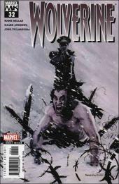 Wolverine (2003) -32- Prisonner number zero