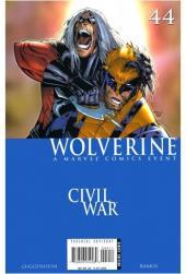 Wolverine (2003) -44- Justice