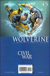 Wolverine (2003) -45- Vengeance