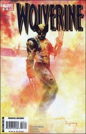 Wolverine (2003) -58- Logan dies part 2