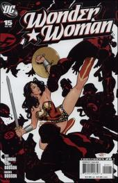 Wonder Woman (2006) -15- The circle, part 2 : dead heat