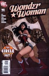 Wonder Woman (2006) -16- The circle, part 3 : the wellspring of all vengeance!