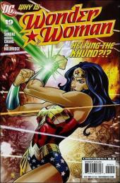 Wonder Woman (2006) -19- Expatriate, part 2 : lifeblood