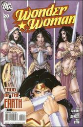 Wonder Woman (2006) -20- Ends of the earth, part 1 : an unreasoning frost