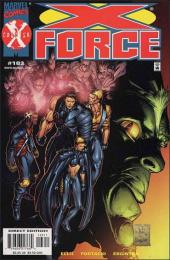 X-Force (1991) -103- Games without frontiers part 2