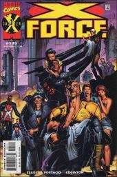 X-Force (1991) -105- Games without frontiers part 4