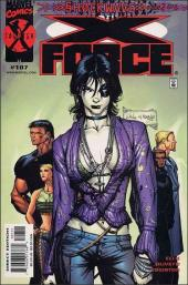 X-Force (1991) -107- Shockwave part 2: murder ballads