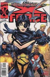 X-Force (1991) -108- Shockwave part 3: murder ballads