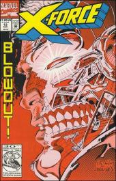 X-Force (1991) -13- Traitor to the cause