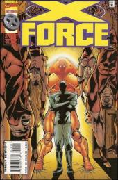 X-Force (1991) -49- Target : X-Force
