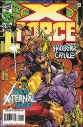 X-Force (1991) -53- Even an X-Ternal can die