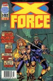 X-Force (1991) -64- The hauting of Castle Doom