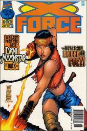 X-Force (1991) -67- Stand-off