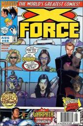 X-Force (1991) -68- Girl talk