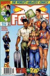 X-Force (1991) -70- Transitions