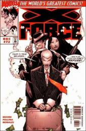 X-Force (1991) -72- Lies and deception