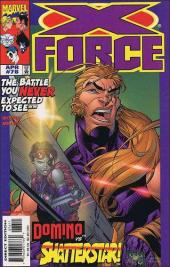 X-Force (1991) -76- Bittersweet reunions