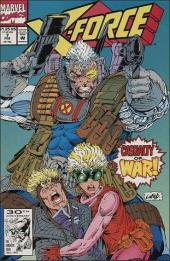 X-Force (1991) -7- Under the knife
