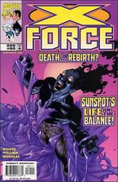 X-Force (1991) -80- The fire within