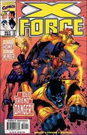 X-Force (1991) -82- The gryphon agenda