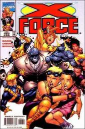 X-Force (1991) -86- Experimental living