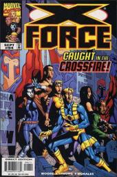 X-Force (1991) -94- Artifacts & apocrypha