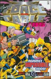 X-Force (1991) -AN1995- Annual 1995: Fun, fun, fun