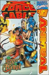 X-Force (1991) -An1997- Annual 1997: The last valkyrie