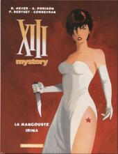 XIII Mystery -INT1+2- La Mangouste - Irina