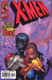 X-Men (1991) -101- Hard landing