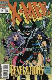 X-Men (1991) -31- Soul possessions part 1 : the butterfly and the hawk