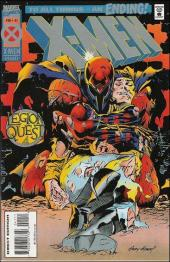 X-Men (1991) -41- Legion quest part 4 : dreams die