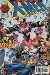 X-Men (1991) -65- First blood