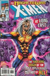 X-Men (1991) -86- Thanks for the memories